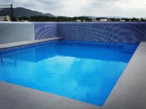 Swimming pool at San Antonio Tennis Club